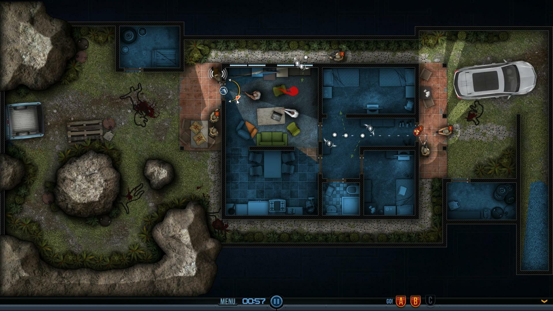 Door Kickers screenshot 3