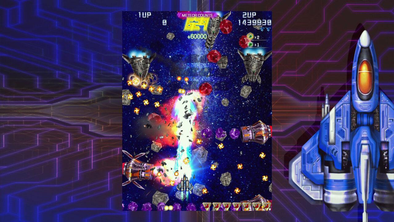 Raiden IV: OverKill screenshot 2