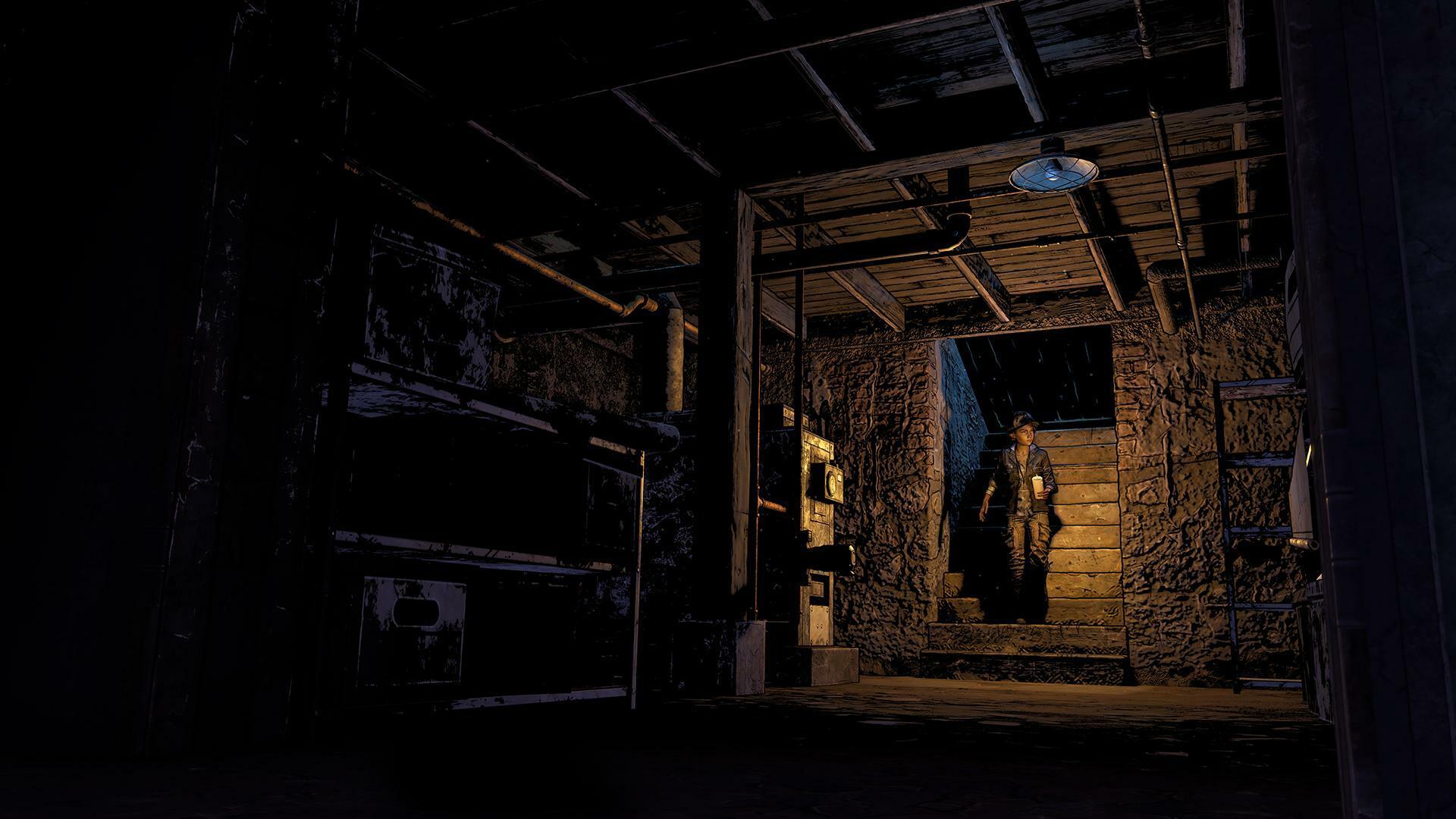 The Walking Dead: The Final Season screenshot 3