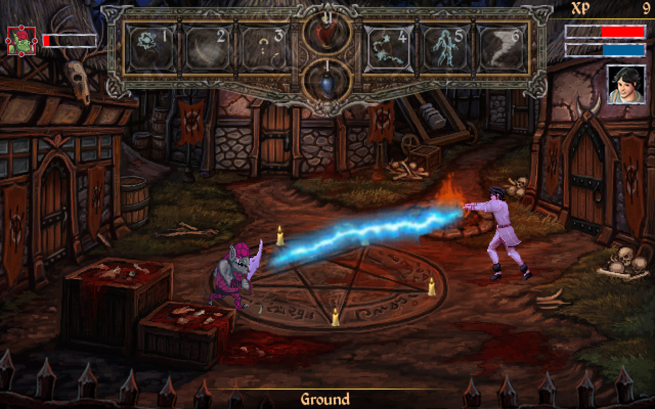 Mage's Initiation: Reign of the Elements screenshot 2