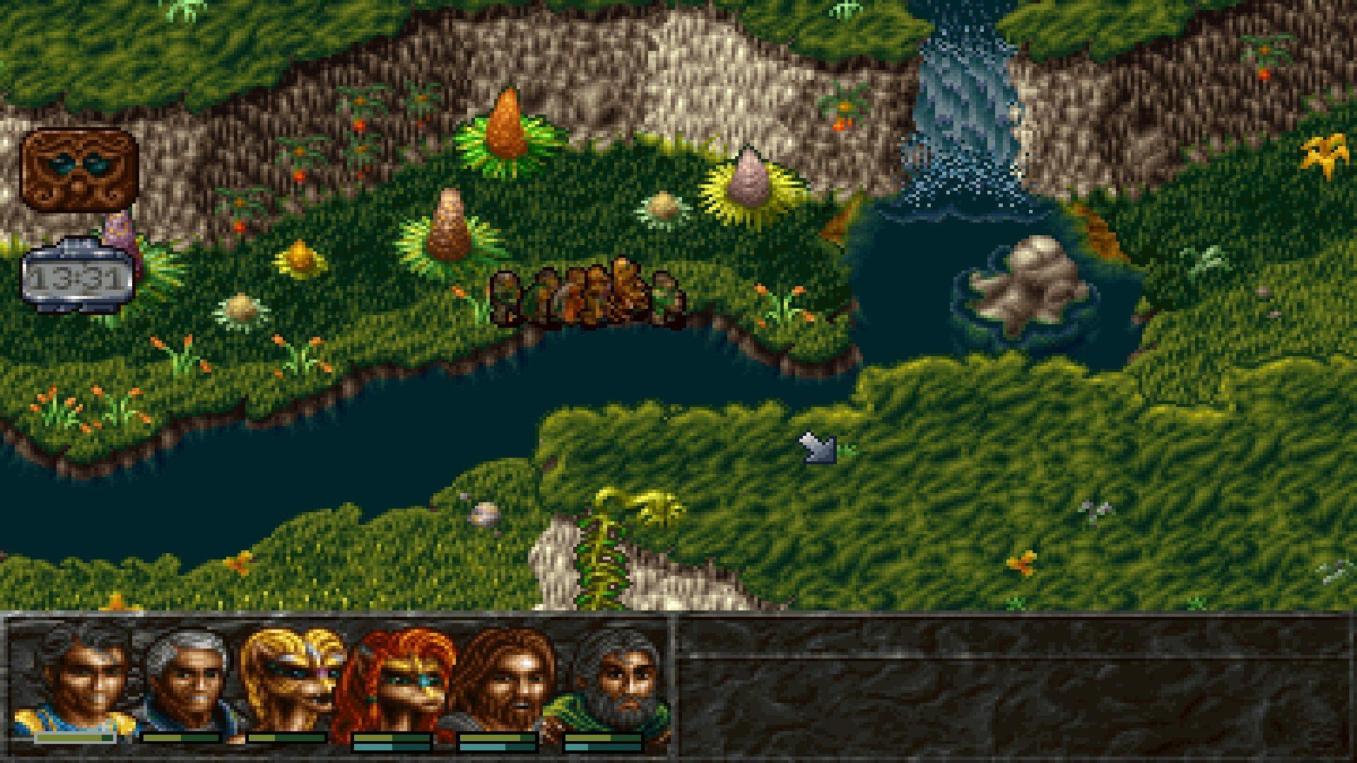 Albion screenshot 2
