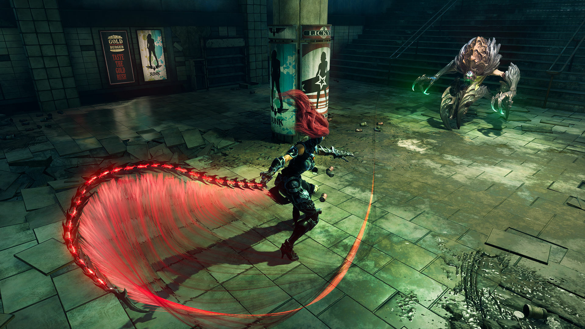 Darksiders III Deluxe Edition screenshot 3
