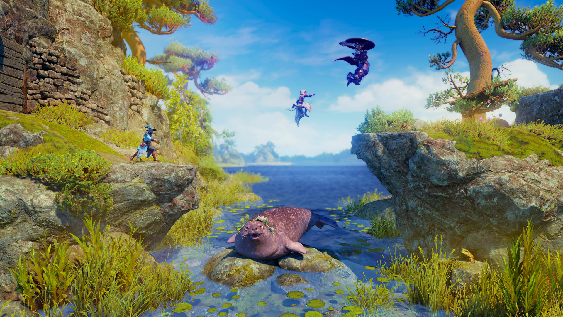 Trine 4: The Nightmare Prince screenshot 3