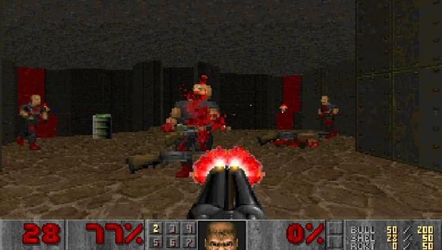Image result for doom pc game