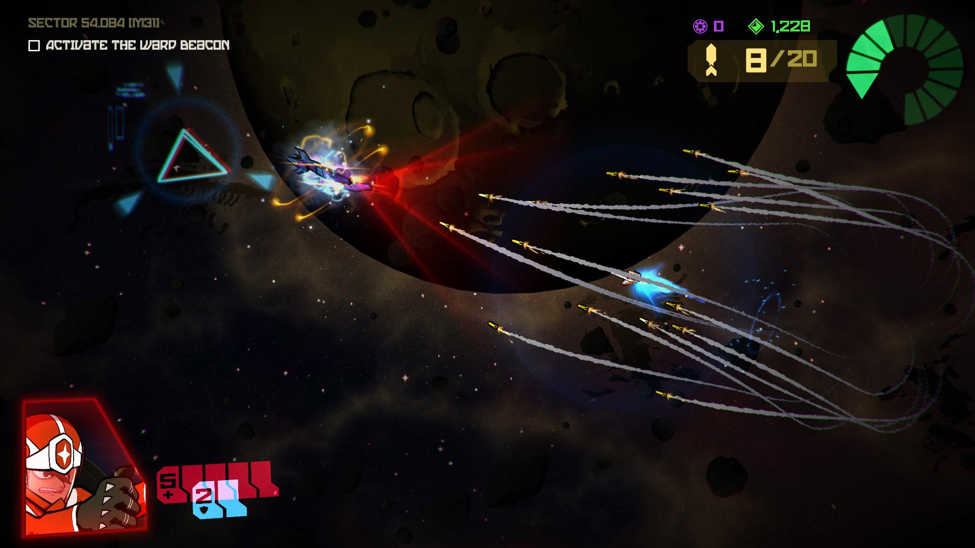 Galak-Z screenshot 2