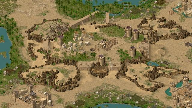 stronghold crusader free download full version mac