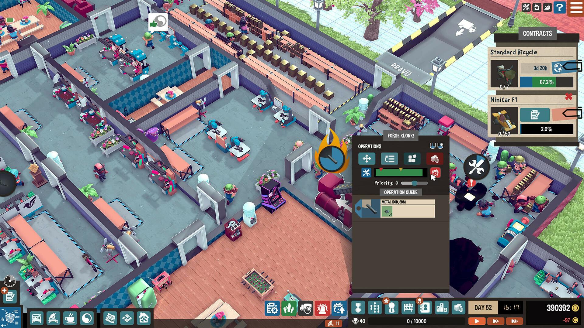 Little Big Workshop screenshot 2