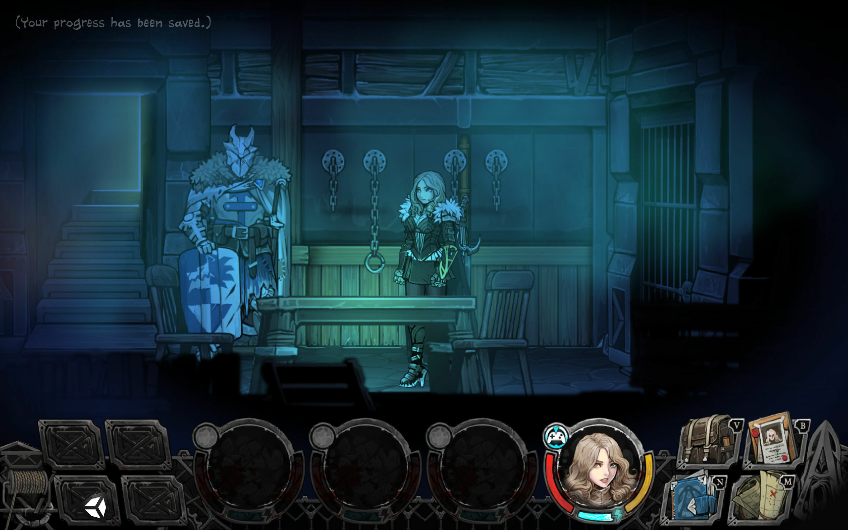 Vambrace: Cold Soul screenshot 2