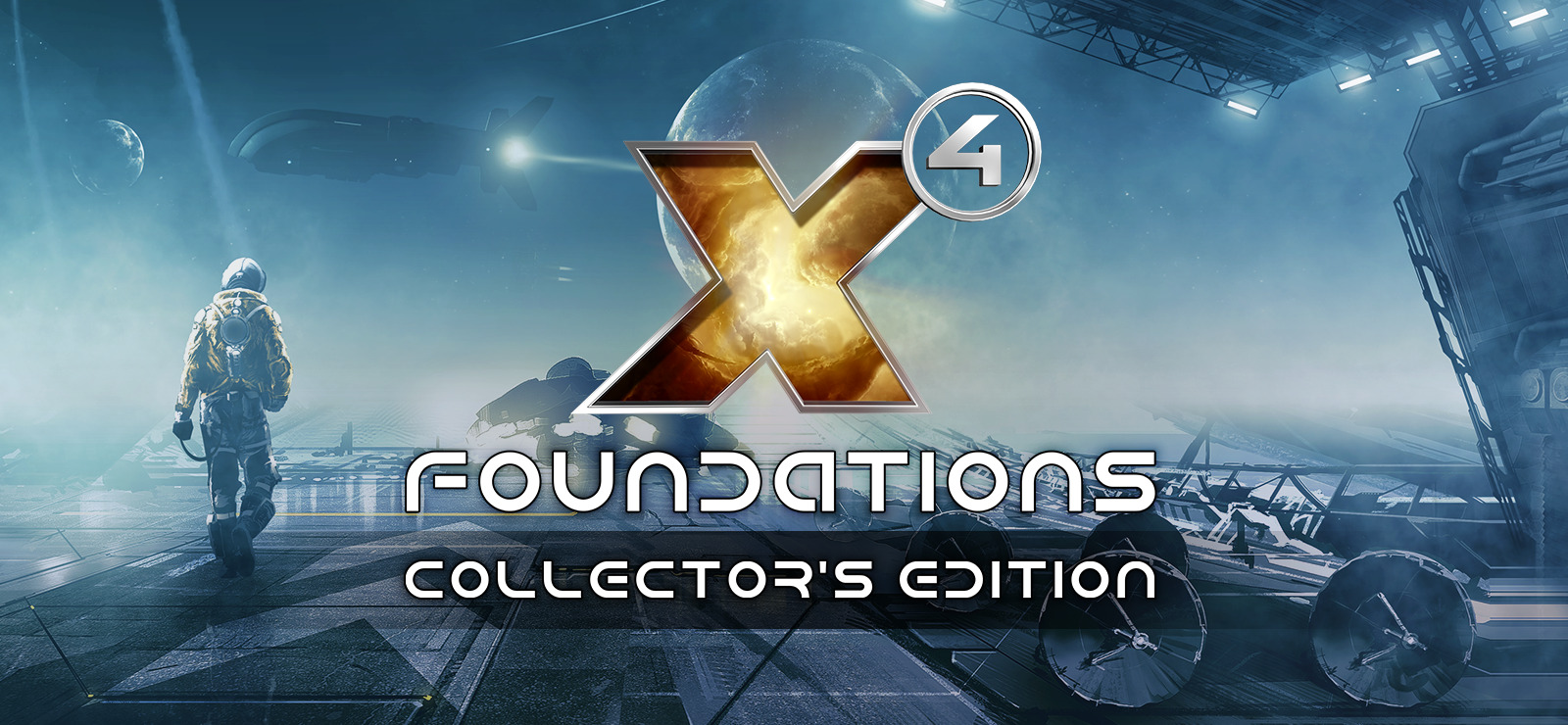 X4: Foundations Collector's Edition GOG скачать последнюю