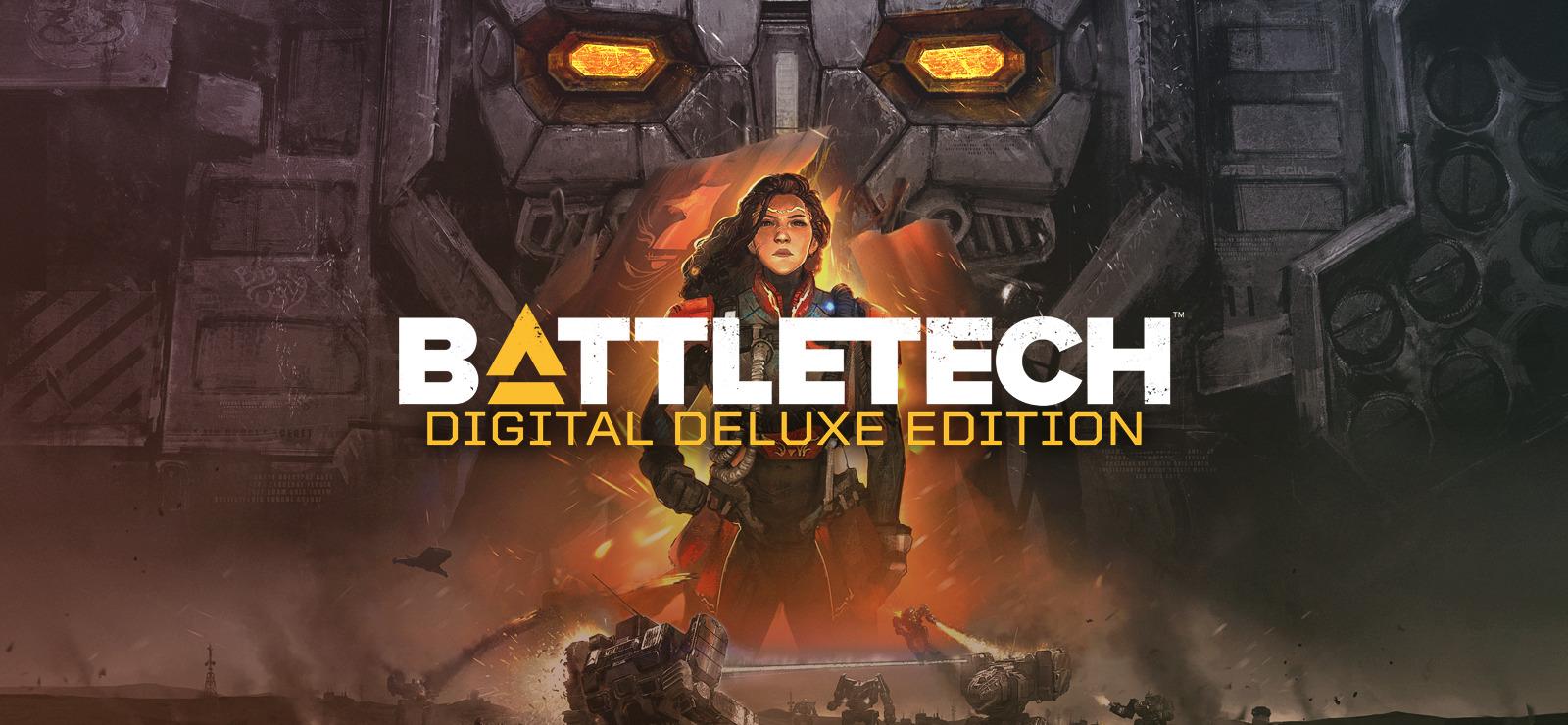 BATTLETECH - Digital Deluxe Edition GOG скачать последнюю