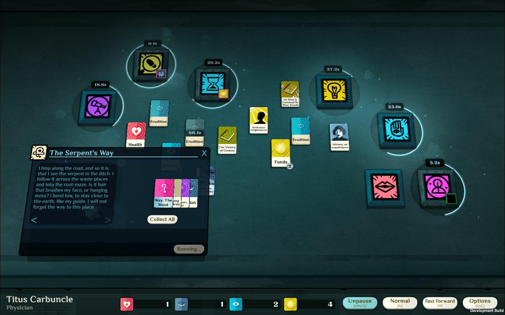 Cultist Simulator screenshot 1