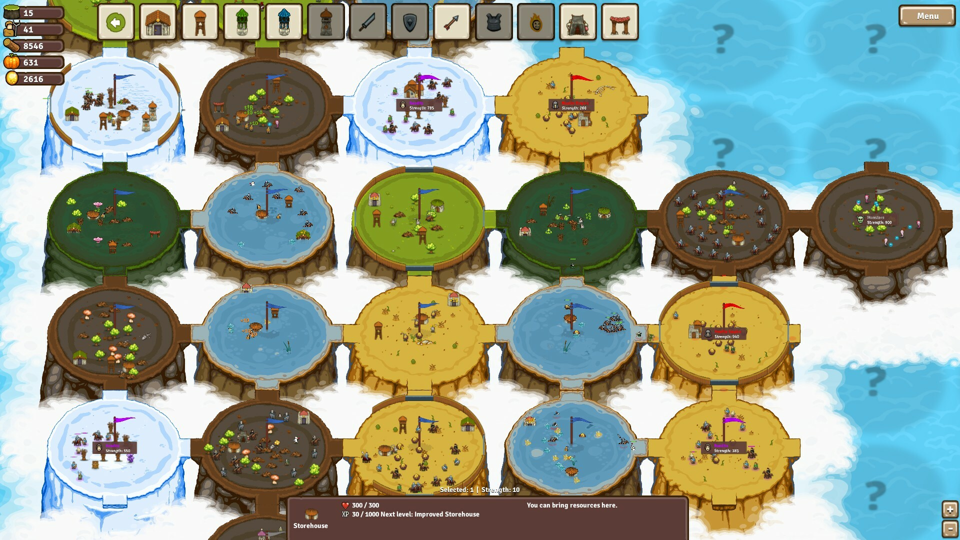 Circle Empires screenshot 3