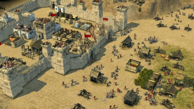 download stronghold crusader 2 free for pc - game full version working