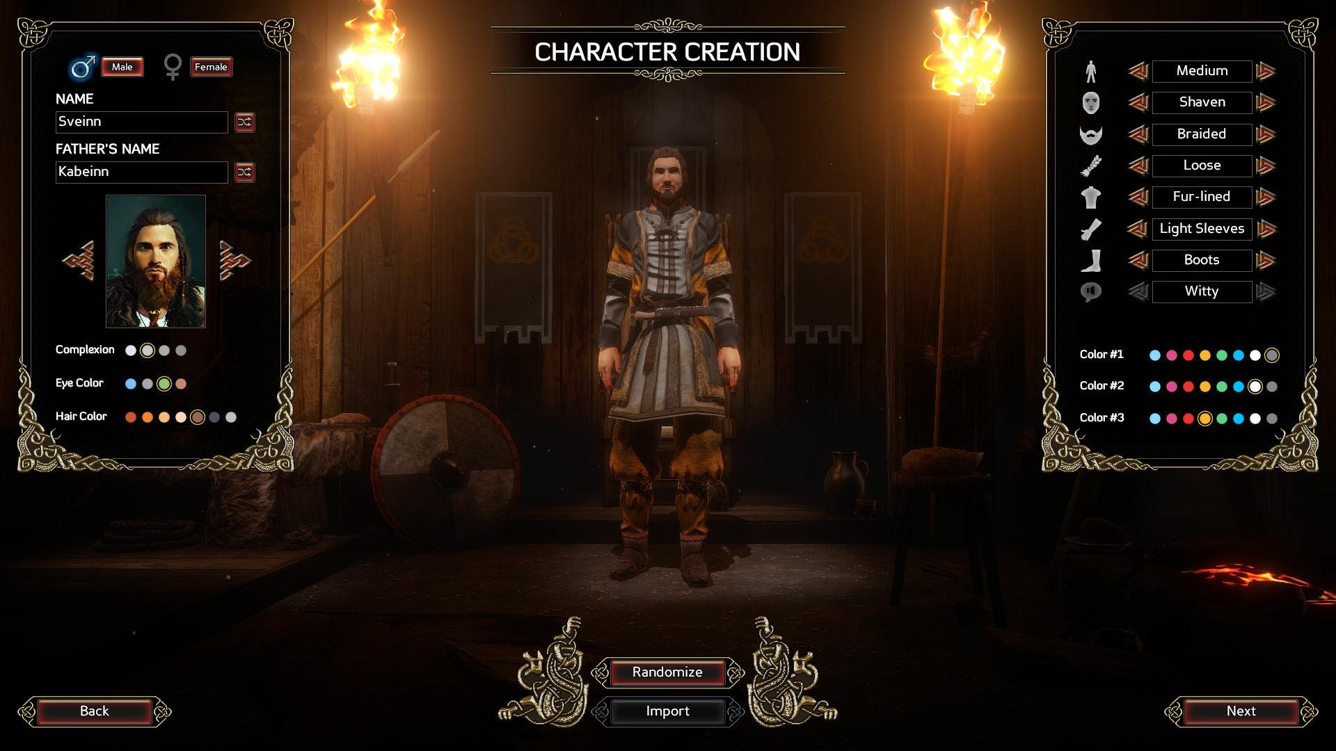 Expeditions: Viking screenshot 2