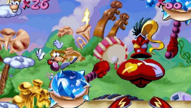 Rayman® Forever