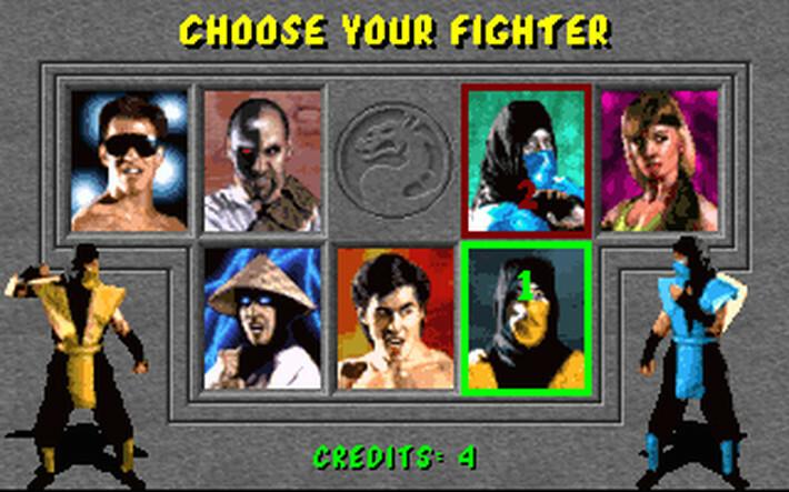 Mortal Kombat 1+2+3 screenshot 3