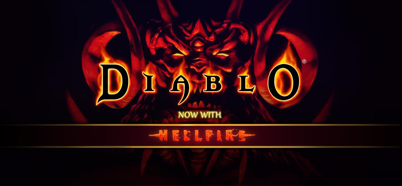 Diablo + Hellfire GOG скачать последнюю версию - Торрминаторр