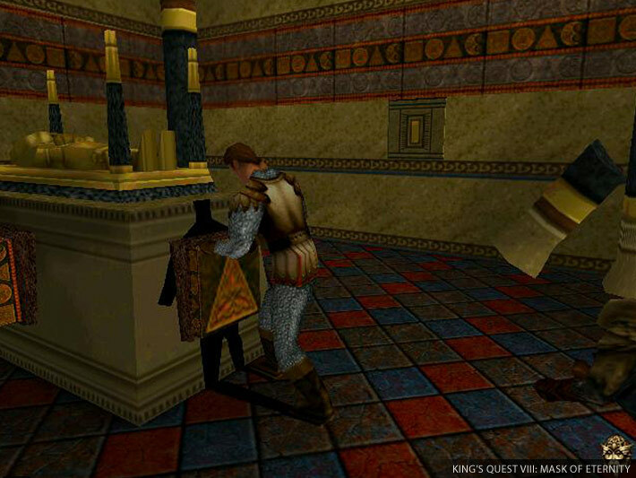 King's Quest Collection screenshot 3