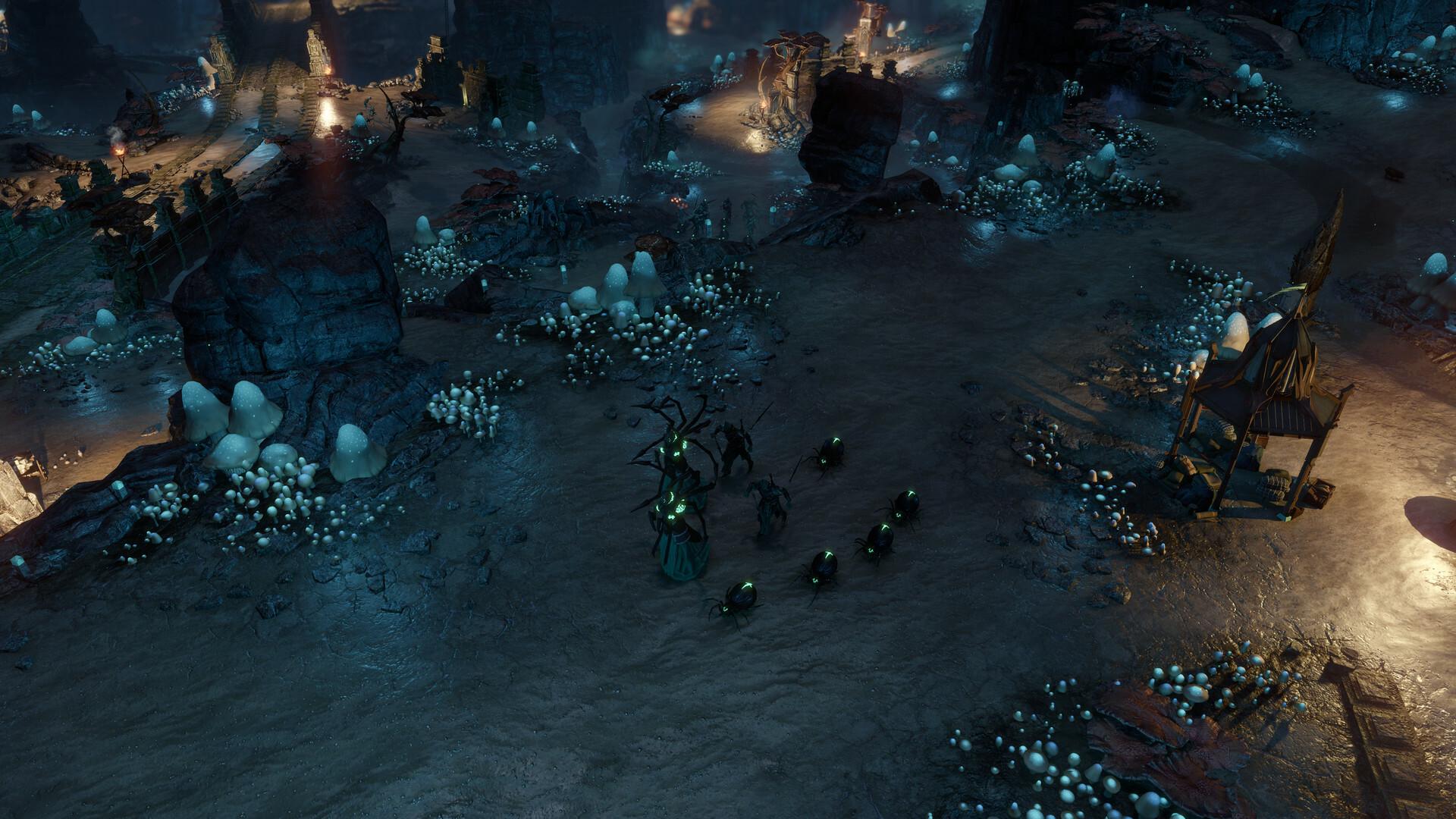 SpellForce 3: Soul Harvest screenshot 1