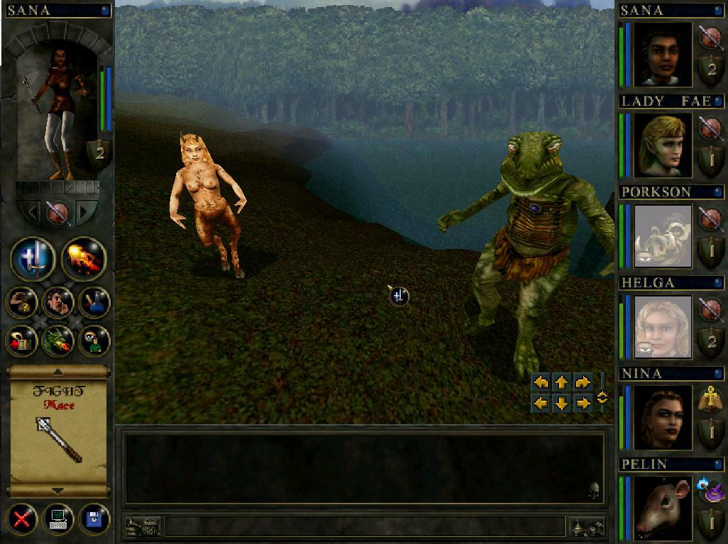 Wizards & Warriors screenshot 3