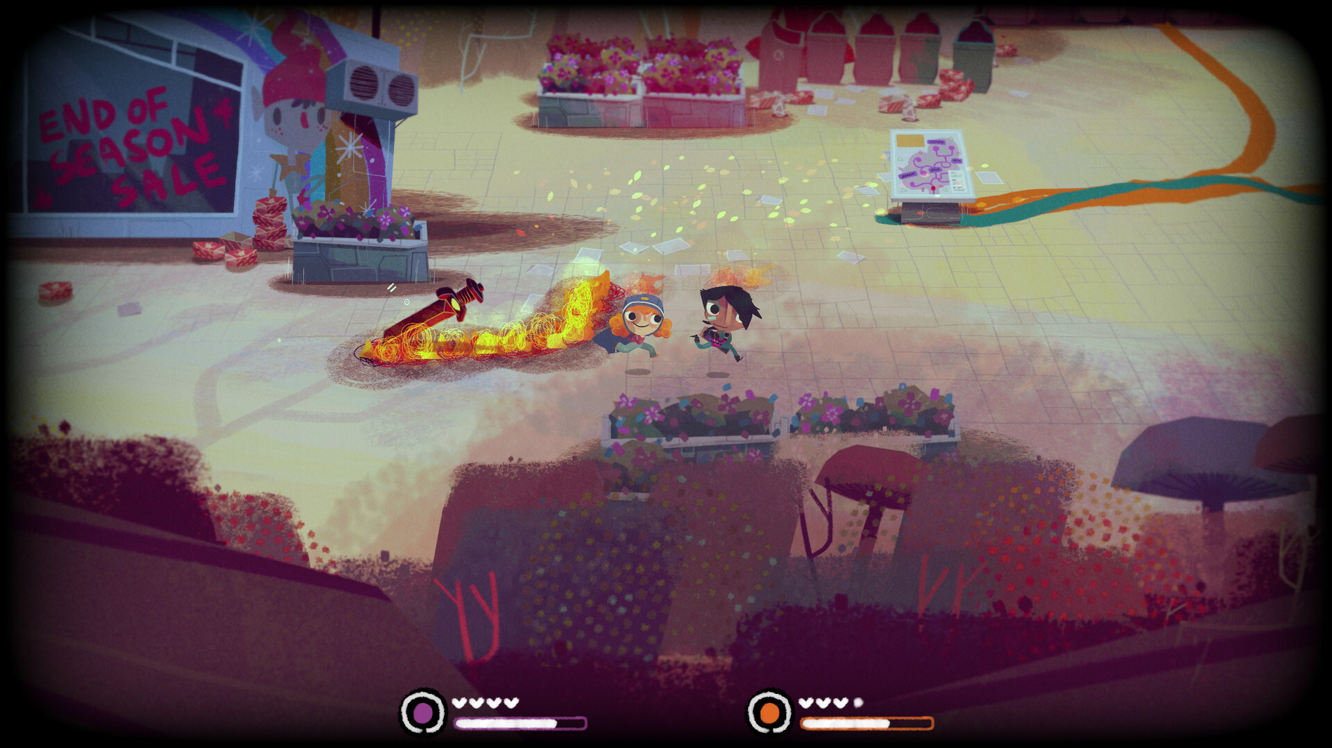 Knights and Bikes screenshot 3
