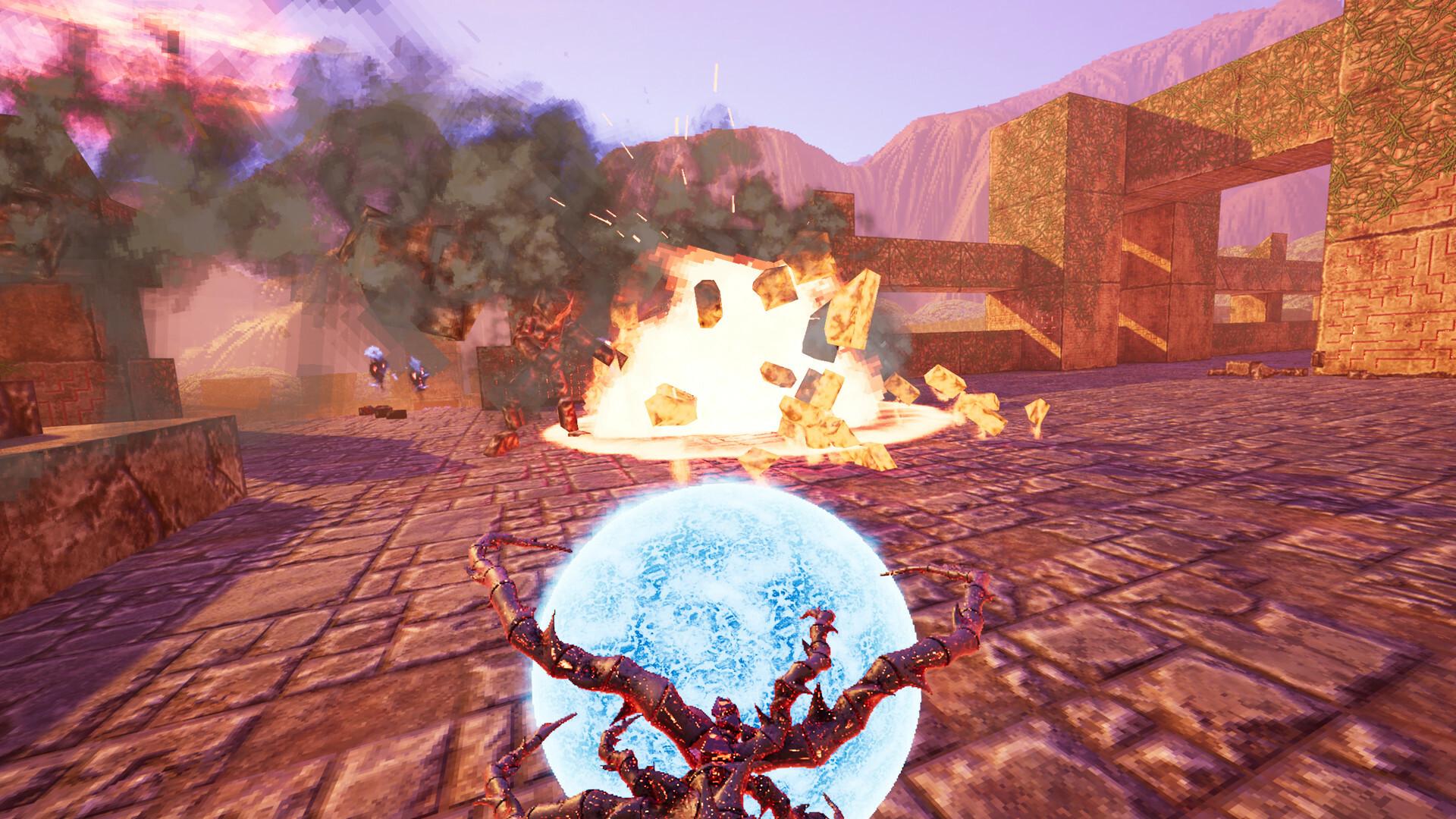 Amid Evil screenshot 3