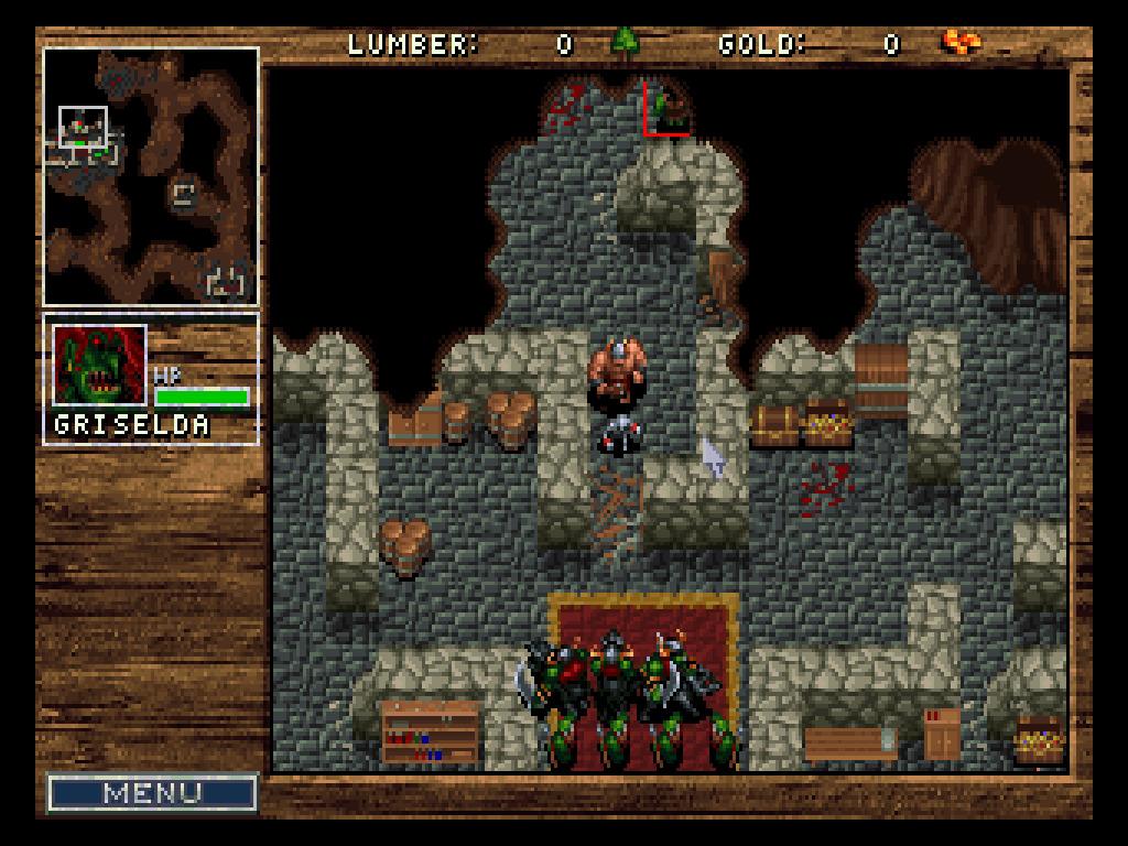 Warcraft: Orcs and Humans screenshot 3
