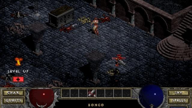 Diablo + Hellfire