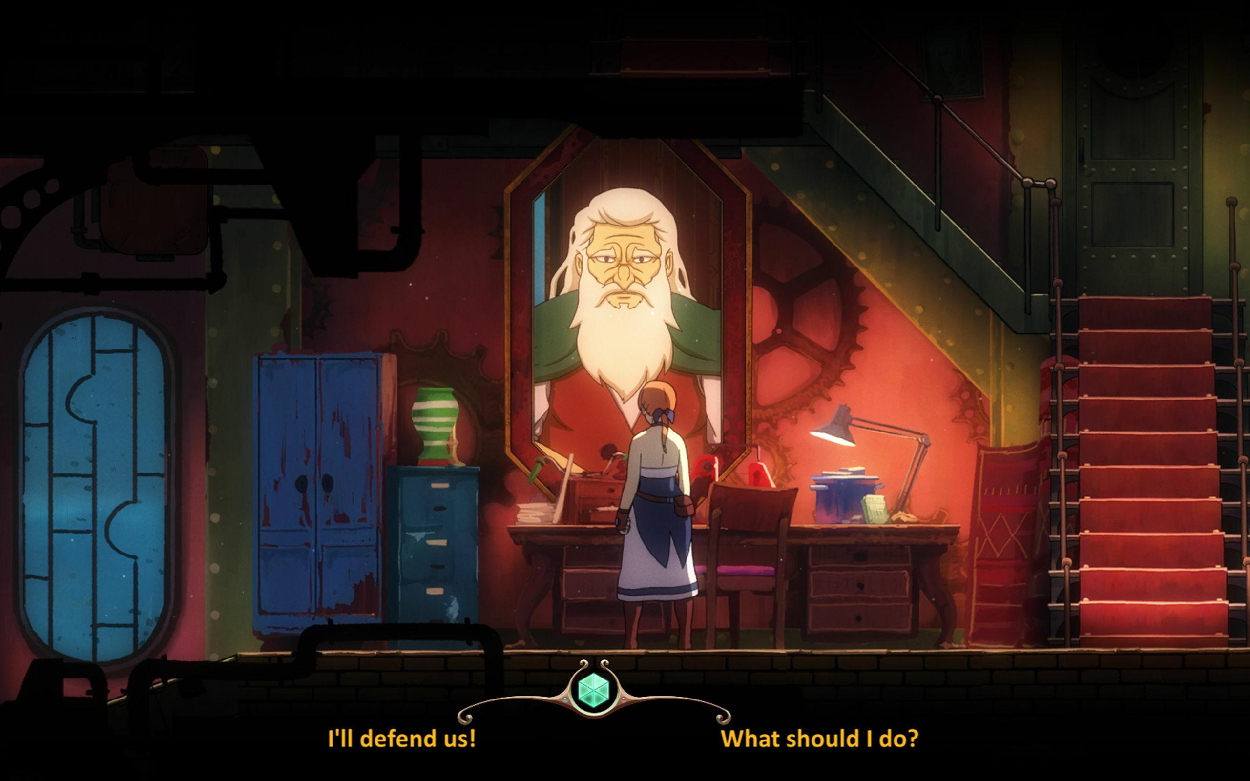 Forgotton Anne screenshot 2