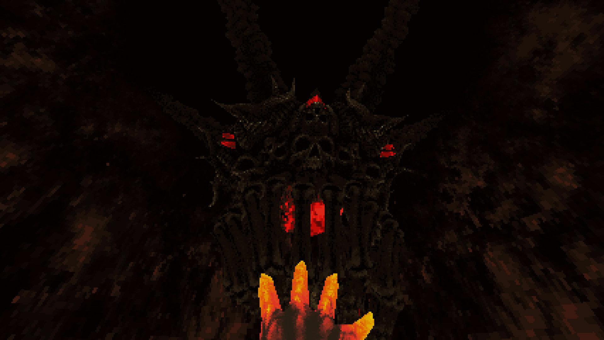 Devil Daggers screenshot 3