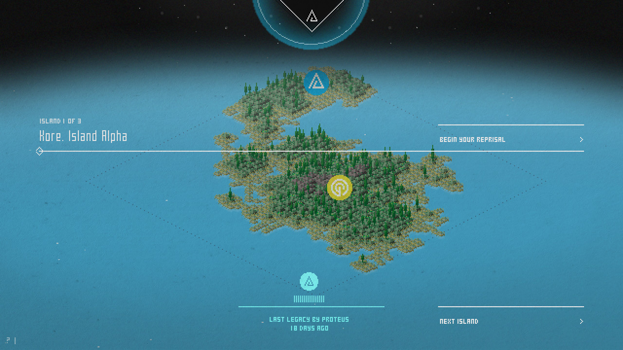 Reprisal Universe screenshot 1