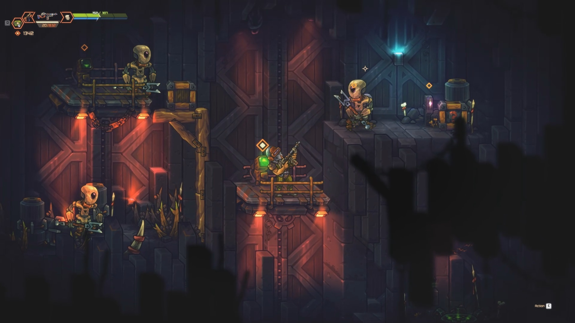 Zombotron screenshot 3