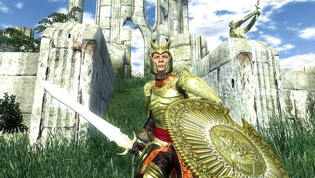 Elder Scrolls IV: Oblivion - Game of the Year Edition Deluxe, The