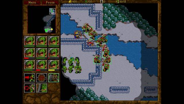 Warcraft II Battle net Edition