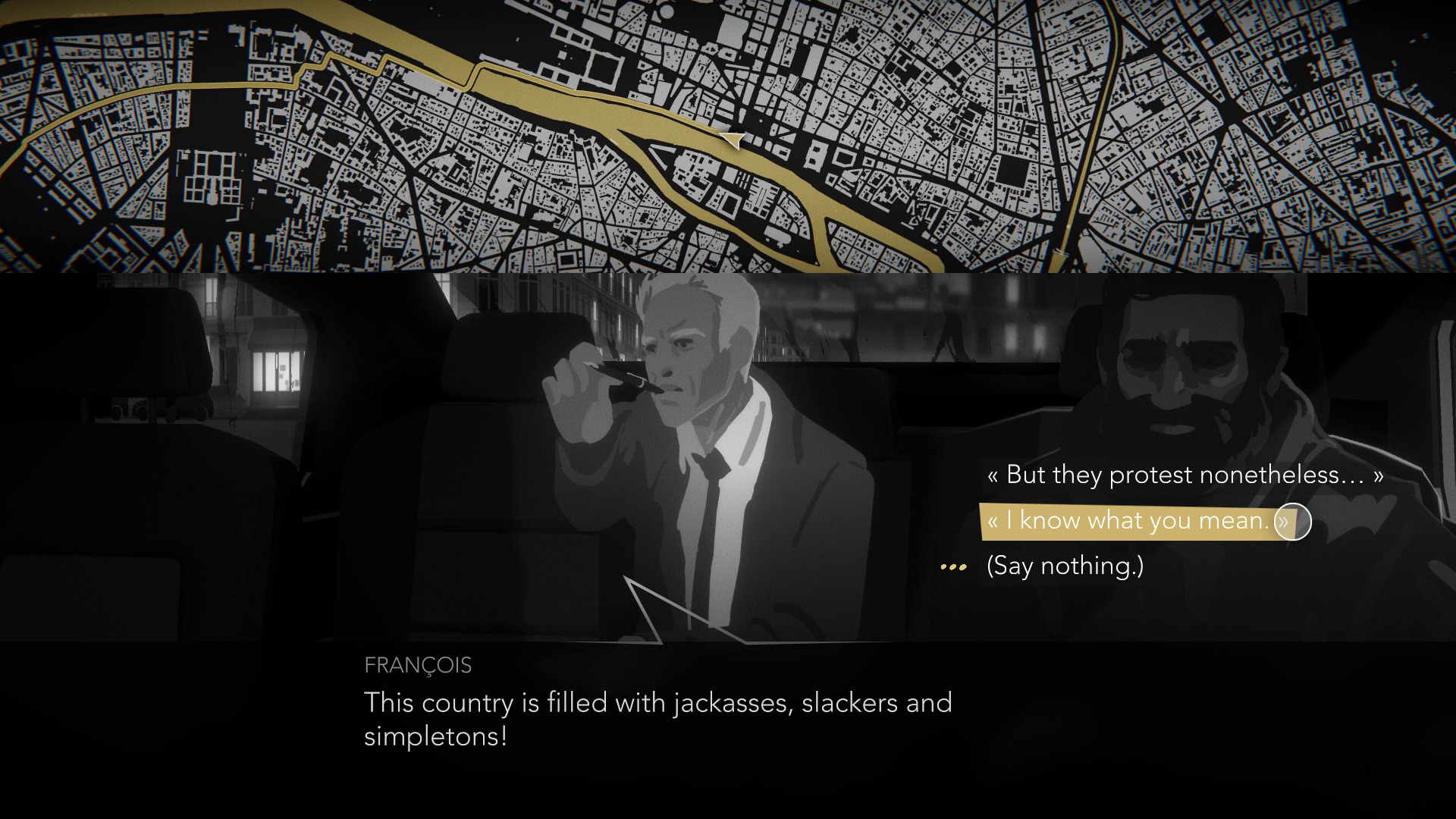 Night Call Deluxe Edition screenshot 2