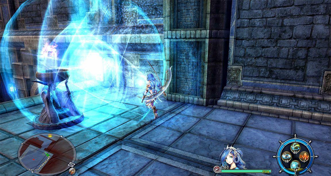 Ys VIII: Lacrimosa of DANA screenshot 1