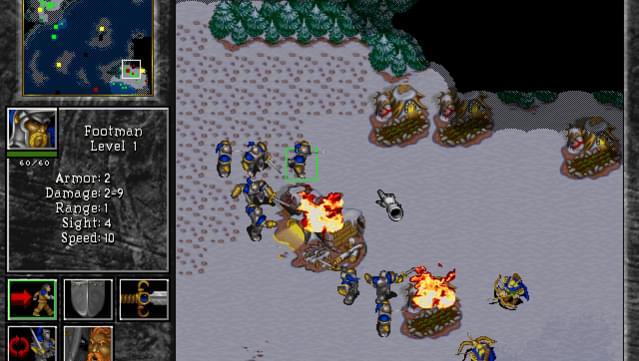 Warcraft II Battle net Edition