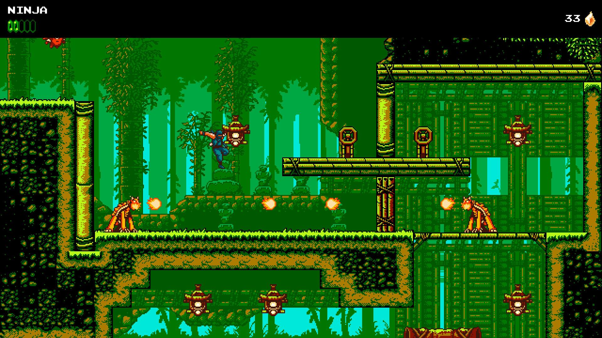 The Messenger screenshot 2