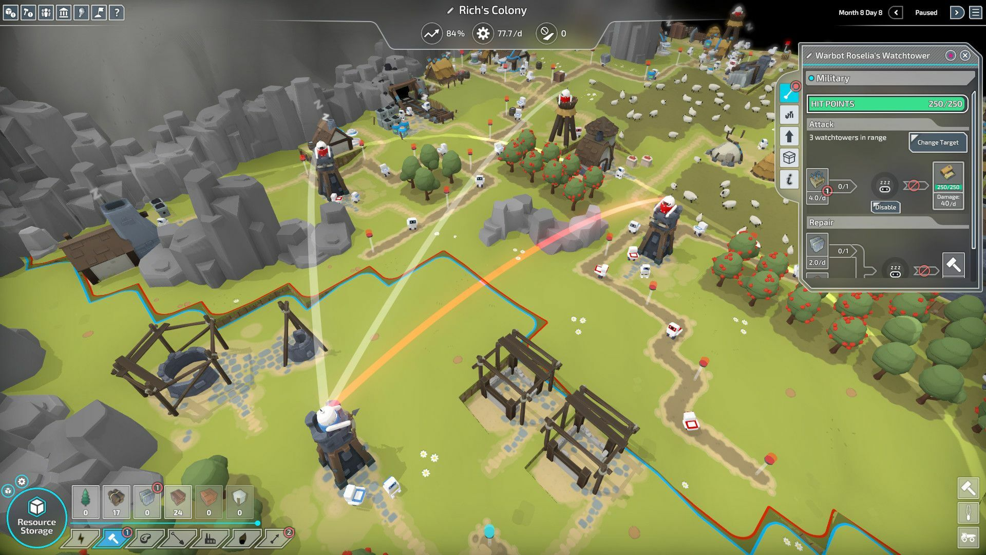 The Colonists screenshot 2