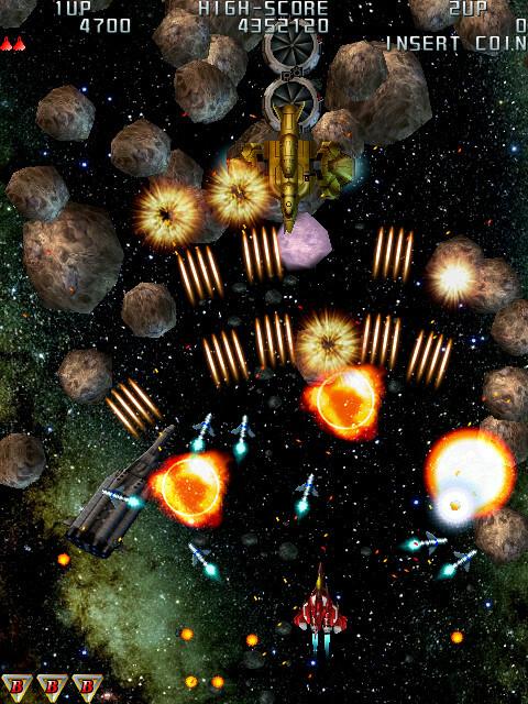 Raiden III Digital Edition screenshot 1