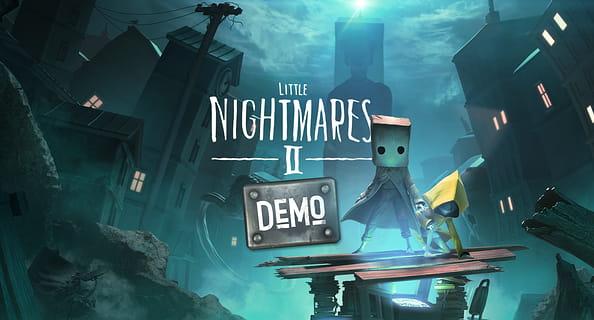 Little Nightmares II - DEMO