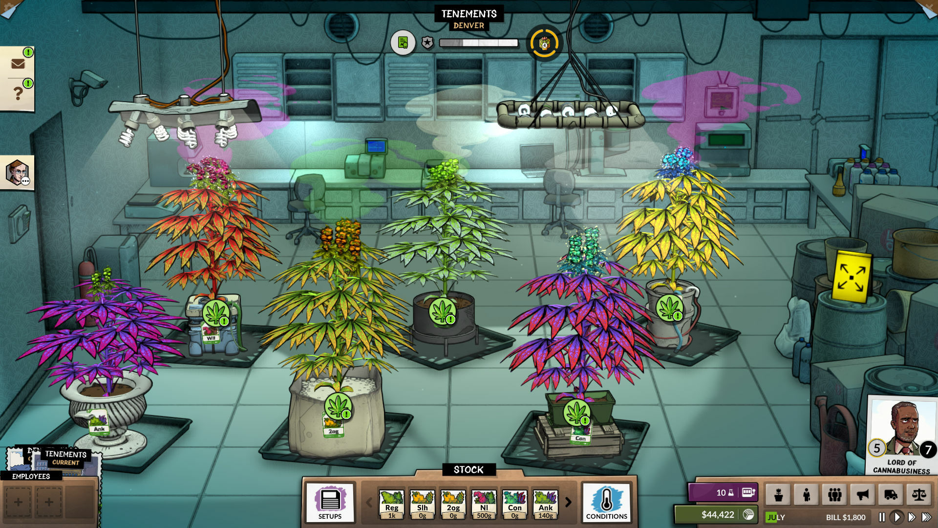 Weedcraft Inc screenshot 2