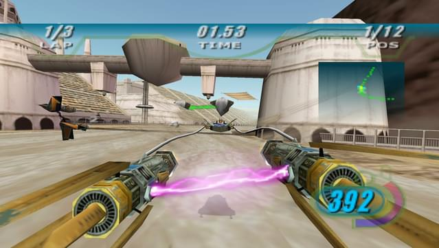 STAR WARS™ Episode I: Racer