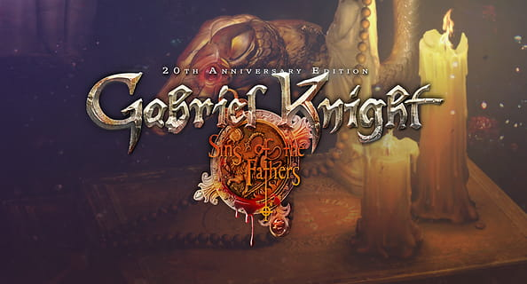 Gabriel Knight: Sins of the Fathers – 20th Anniversary Edition
