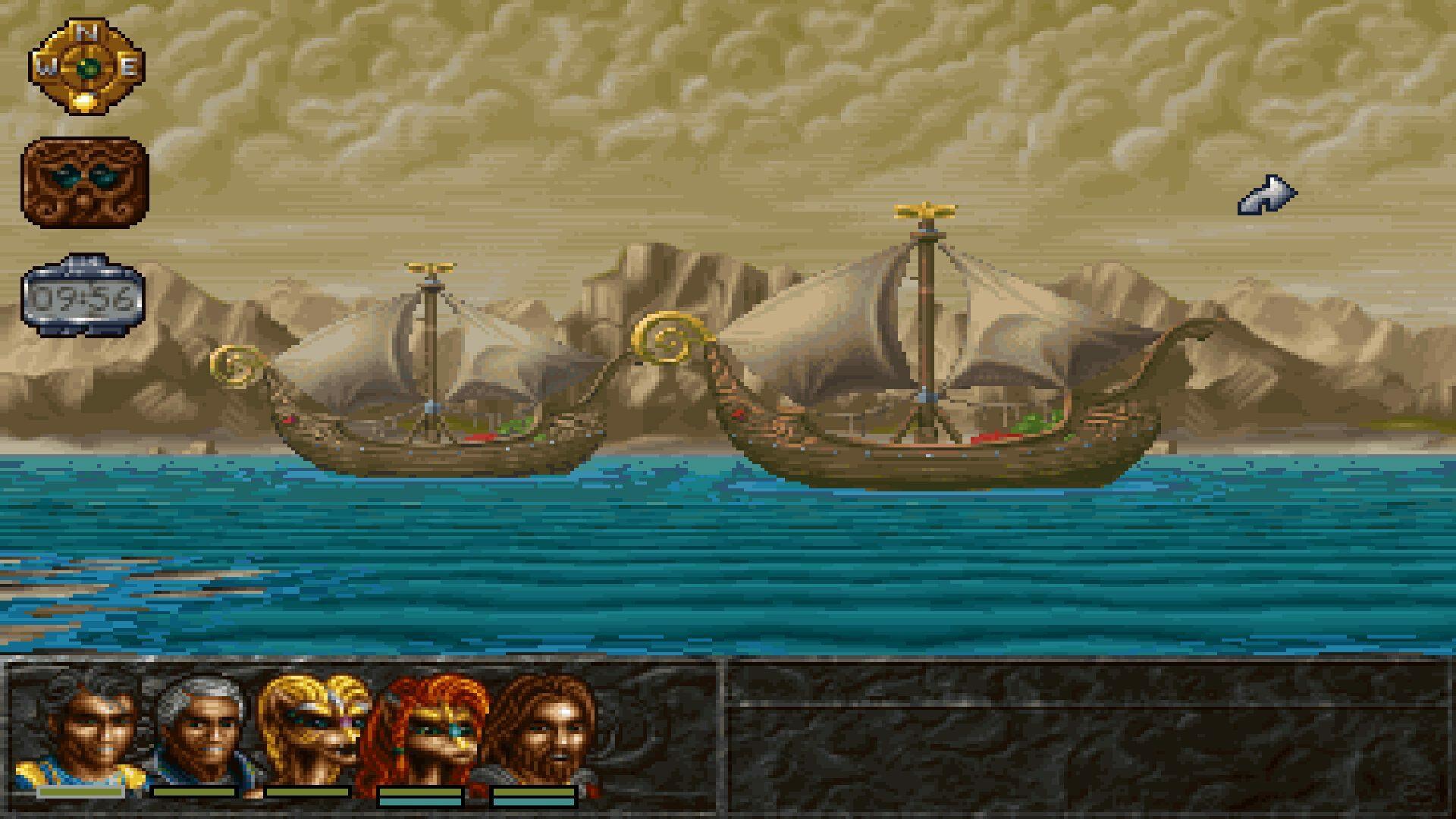 Albion screenshot 1