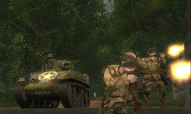 Brothers in Arms: Road to Hill 30 screenshot 3