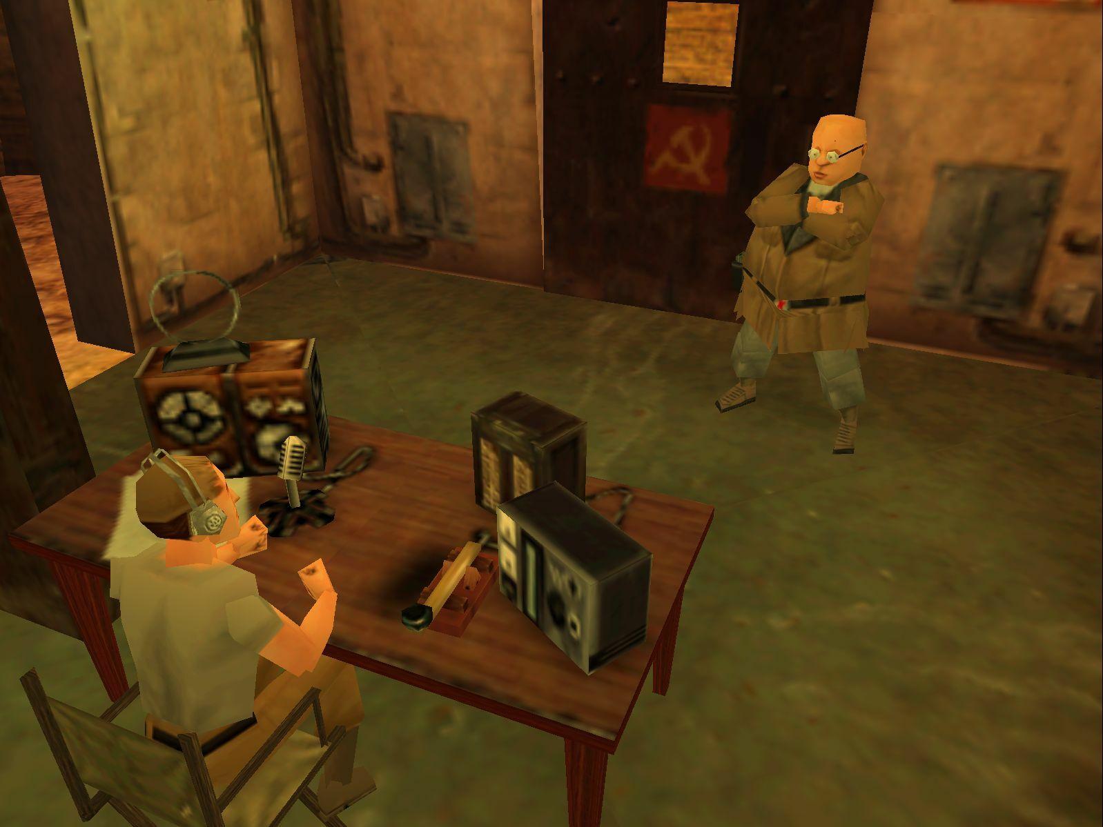 Indiana Jones and the Infernal Machine screenshot 3