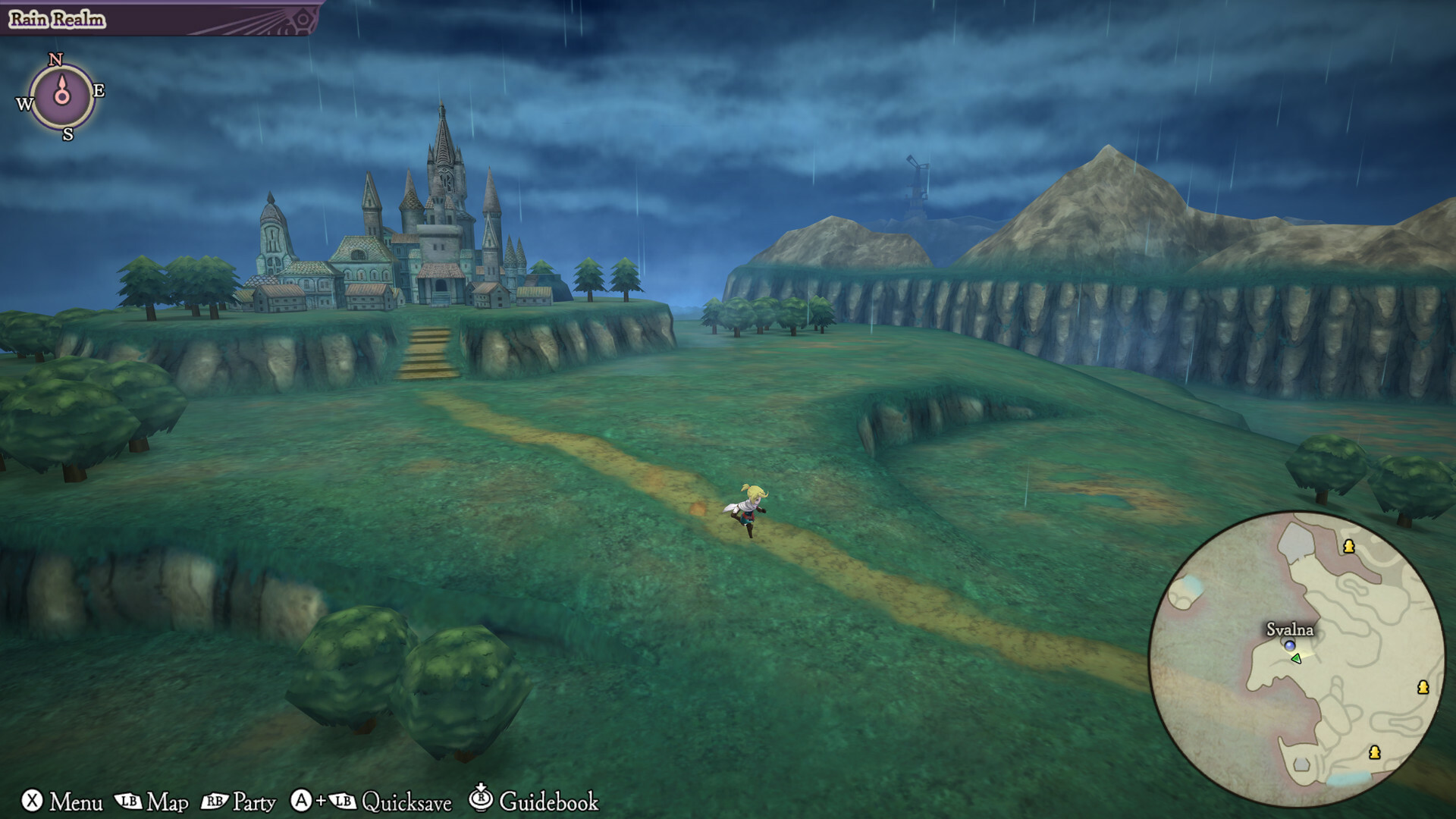 The Alliance Alive HD Remastered - Digital Limited Edition screenshot 1