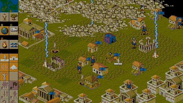 Populous™ 2: Trials of the Olympian Gods