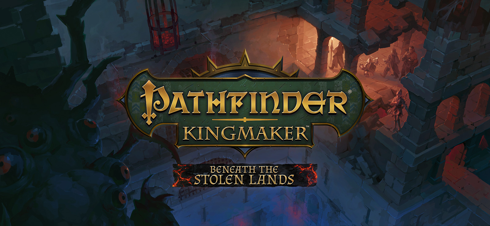 Pathfinder: Kingmaker - Imperial Edition + x5 DLC GOG